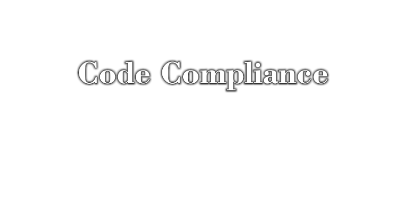 Code Compliance
